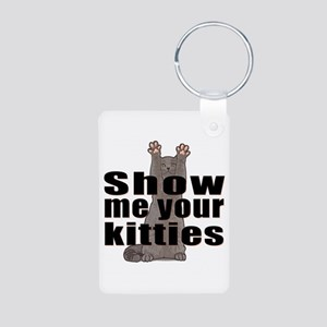 Show Me Your Kitties Keychains