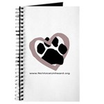 """No Voice Unheard """"Heart and Paw""""Journal"""