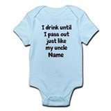 Funny uncle Bodysuits