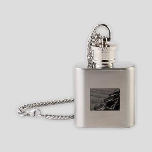 Flute Flask Necklace