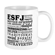 ESFJ Provider Myers-Briggs Personality Mugs