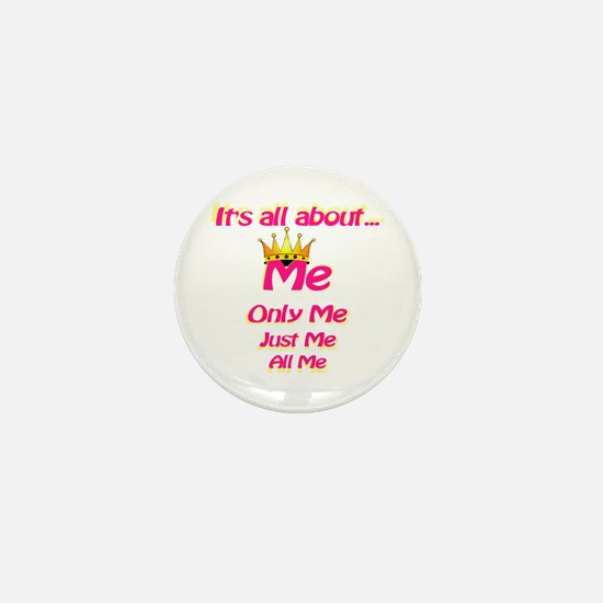 All about me Mini Button
