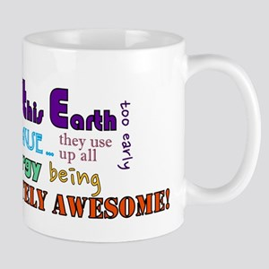 Awesome Words Mug