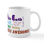 Awesome Words Mug