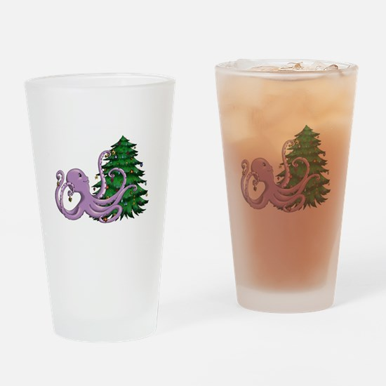 Octi Tree Drinking Glass