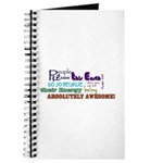 Awesome Words Journal