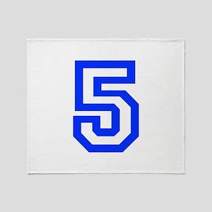 5 Throw Blanket