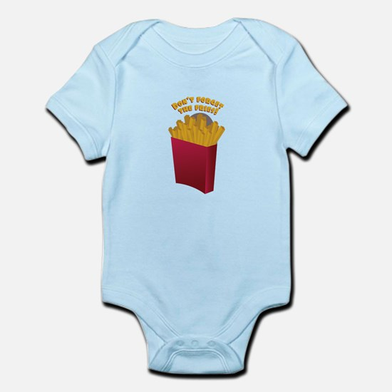 The Fries Body Suit