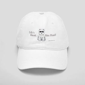 Life's Short Westie Cap