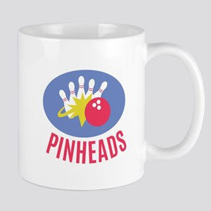 Pinheads Mugs