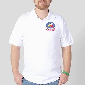 Pinheads Golf Shirt