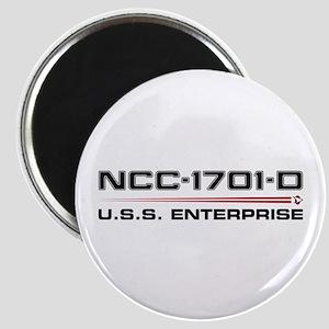 USS Enterprise-D Dark Magnets
