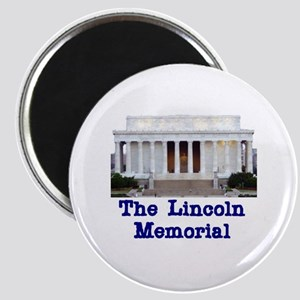 The Lincoln Memorial Magnet