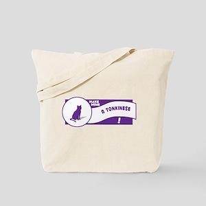 Make Tonkinese Tote Bag