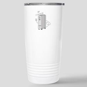 Cold Outside Travel Mug