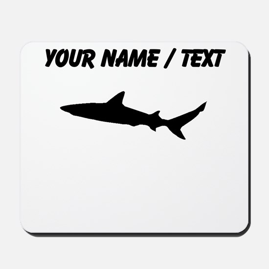 Shark Silhouette (Custom) Mousepad