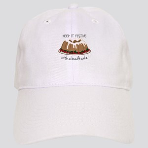 Keep It Festive Baseball Cap