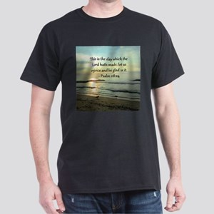 PSALM 118:14 Dark T-Shirt