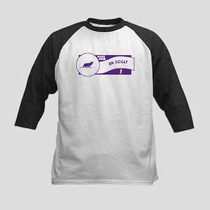 Make Ocicat Kids Baseball Jersey