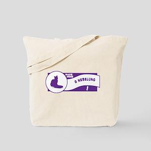 Make Nebelung Tote Bag