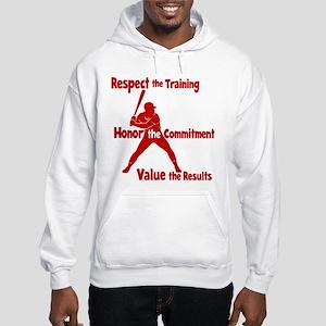 VALUE BASEBALL Hooded Sweatshirt