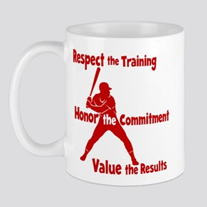 VALUE BASEBALL Mug
