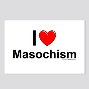 Masochism Postcards (Package of 8)