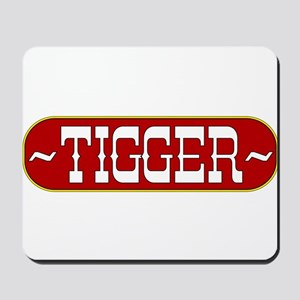 tigger-country Mousepad