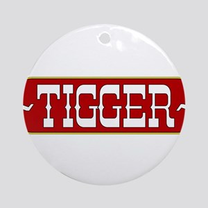tigger-country Ornament (Round)