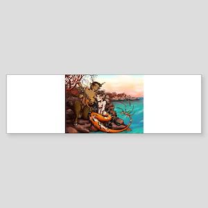 Serenade Bumper Sticker
