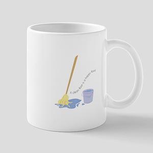 A Clean Floor Mugs