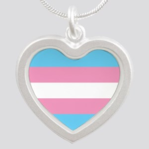 transgendered-flag Necklaces