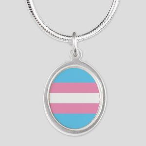 transgendered-flag Necklaces