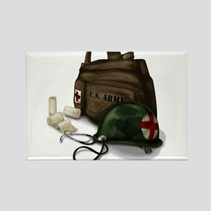 Army Medic Magnets