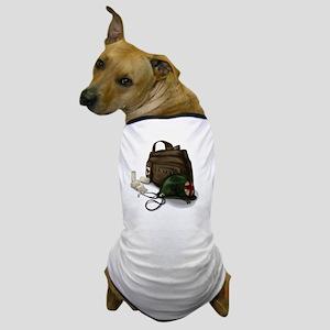 Army Medic Dog T-Shirt