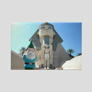 Sphinx Gnome Magnets