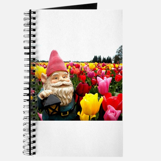 Gnome Petals Journal