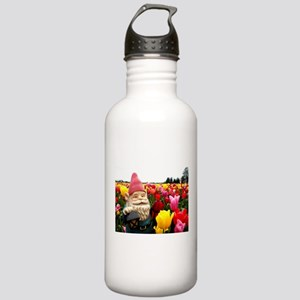 Gnome Petals Stainless Water Bottle 1.0L