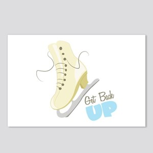 Get Back Up Postcards (Package of 8)