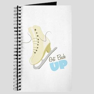 Get Back Up Journal