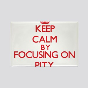 Keep Calm by focusing on Pity Magnets