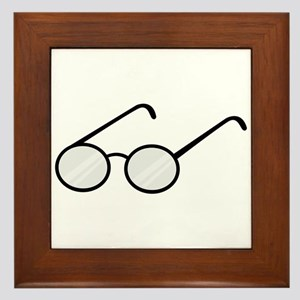 Eye Glasses Framed Tile