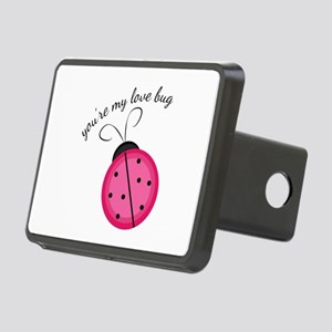 Love Bug Hitch Cover