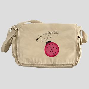 Love Bug Messenger Bag