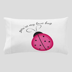 Love Bug Pillow Case