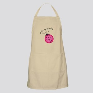Love Bug Apron