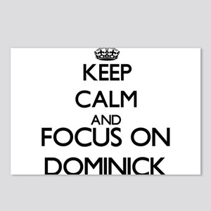 Keep Calm and Focus on Do Postcards (Package of 8)