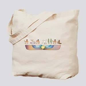 Nebelung Hieroglyphs Tote Bag