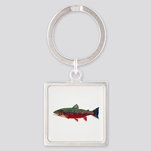 Brook Trout v2 Keychains