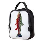 Brook Trout v2 Neoprene Lunch Bag